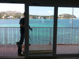 Apartamento en primera línea de mar en Santa Ponsa