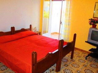 Appartamento Arancio con Vista Città a Tropea