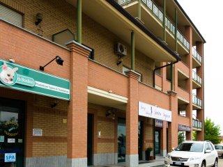 Luminoso alloggio mansardato alle porte di Torino, Collegno