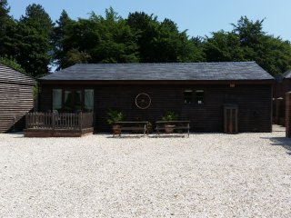 Forest Holiday Cottages: Lynmere & Blakemere Lodge, Delamere