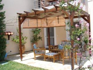 Modern Villa Private Pool Garten Bbq Ac Wifi 5' Meer, Nafplio