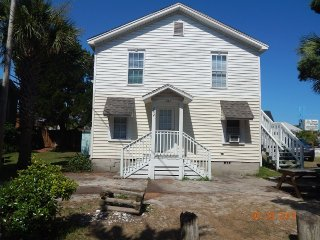 1st Floor Main St. Cottage Across St. From ocean, Myrtle Beach Nord