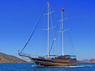 Deluxe Gulet NIKA 1 - Deluxe Blue Cruise Turkey / Greece