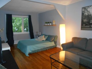 Charming Furnished Apartment, Montreal