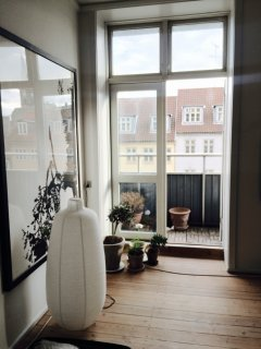 Apartment with balcony at Christianshavn