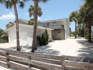 Crescent Palms, 3 Bedrooms, Ocean Front, Sleeps 8, Saint Augustine