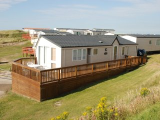 A Sea view Caravan 557 Perran Sands Haven Site, Perranporth
