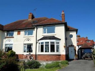 New listing Bright and airy family home from home., Llandudno
