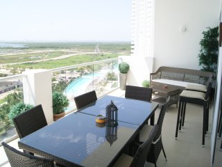 apartamento de tres dormitorios en una ubicación perfecta, Cancún