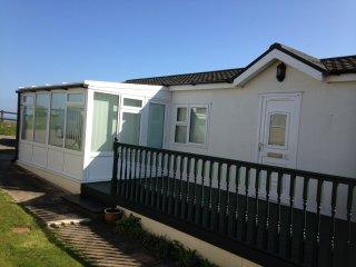 Sea View chalet, sleeps 4, North Norfolk Coast, Trimingham