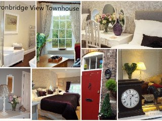 Ironbridge View Town House - Awarded 5 Star. WiFi