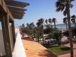 apartamento primera linea de playa, Salobrena