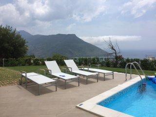 Villa Panorama View Policastro Gulf Sapri Vibonati