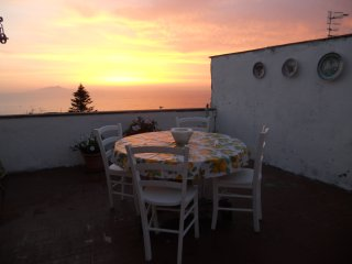 IL GELSOMINO - Relax and panoramic sea-view, Massa Lubrense