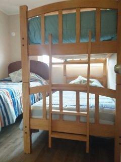 Dormitorio para 3 personas