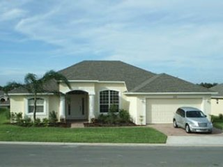 Solar Heated Pool & Spa - Stunning 4Bed/3Bath Villa ~ RA77848, Davenport