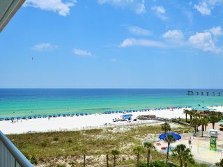 605 Destin West Gulfside ~Free Beach Service! ~Great View!