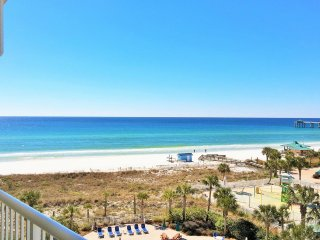 607 Destin West Gulfside ~Free Beach Service! ~Luxury Unit! ~ RA77851