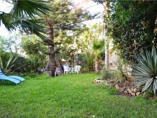 Splendida villa con giardino a 200m dalla spiaggia, Alcamo