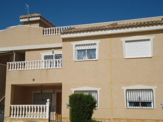 Upper floor penthouse apartment, Formentera Del Segura