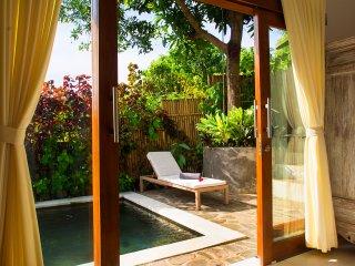 Rumah Cantik swimming pool