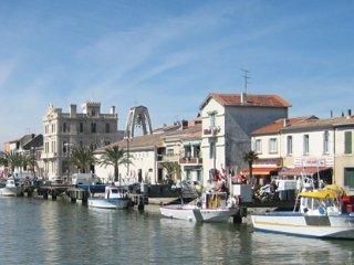 appartement en Camargue(Gard) 15 kms Méditerranée