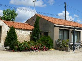 France GITE AVEC PISCINE en vendee/marais poitevin, Fontenay-le-Comte