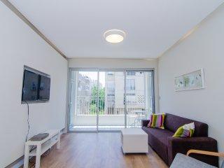 Yerimiyahu – New 2 Bedroom & Balcony Apartment, Tel Aviv