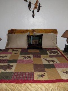 Bedroom 2 Decor