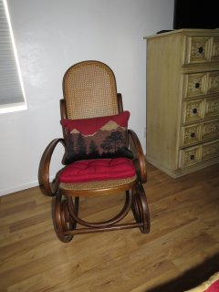 Rocking Chair Bedroom 2
