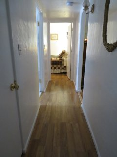 Hall Between two Bedrooms