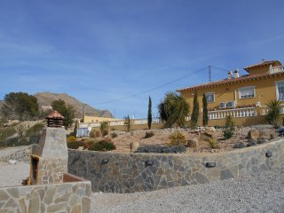 3 Bedroom Duplex with Heated Pool, Hondón de los Frailes