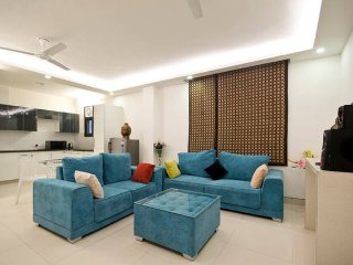 3BHK Fully Furnished Apartment, New Delhi