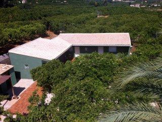 Maison individuelle dans propriété, Alzira