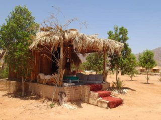Bedouin Star Standard Double beach bungalow Egypt, Nuweiba
