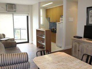 Leblon - Flat 1 bedroom with balcony RJL95804, Río de Janeiro