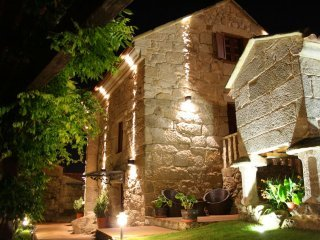 Casa de 2 habitaciones en Combarro (San Roque)