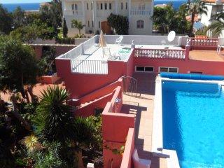 location appartements dans villa, Playa Paraiso