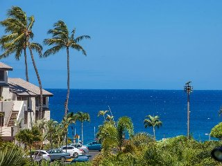 Kamaole Sands #8-208, Central A/C, Granite, Remodeled, Sleeps 4, Kihei