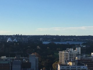 Hyde Park 2 Bedrooms With View, Sydney
