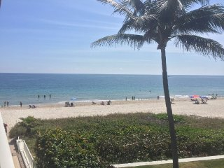 Ocean View Studio Aptartment - Be On the Beach, Lauderdale by the Sea