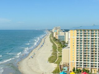 Exceptional Value! Breathtaking Westgate Myrtle Beach Ocean Front 4 Bedroom.