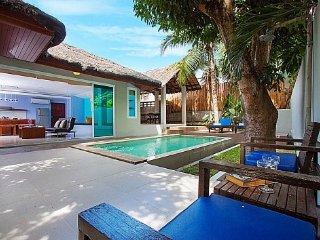 Elegant 2 bed resort villa with pool