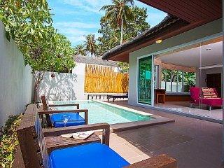 Stylish pool villa near Chaweng Beach
