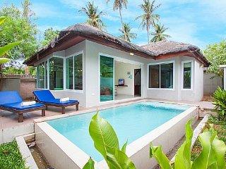 5-star 2 bed villa at Chaweng Beach