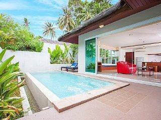 5-star 2 bed villa at Chaweng Beach, Koh Samui
