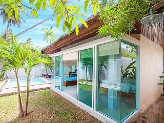 Modern 1 bed Chaweng beach pool villa, Koh Samui
