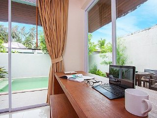 Exquisite 2 bed pool villa at Chaweng, Koh Samui