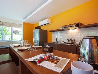 Modern chic 2 bed villa near beach, Koh Samui