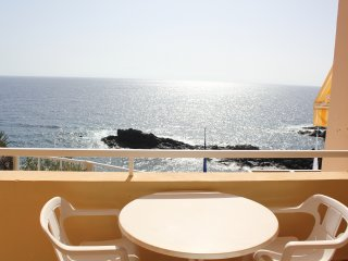 Impresionantes vistas al mar. Wifi